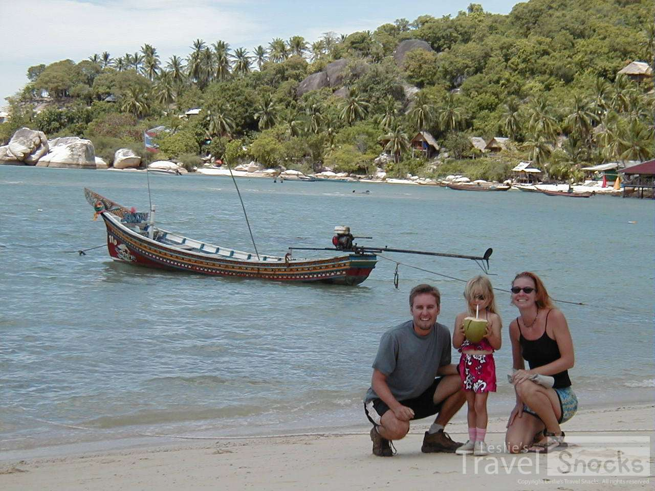 Enjoying Koh Tao!