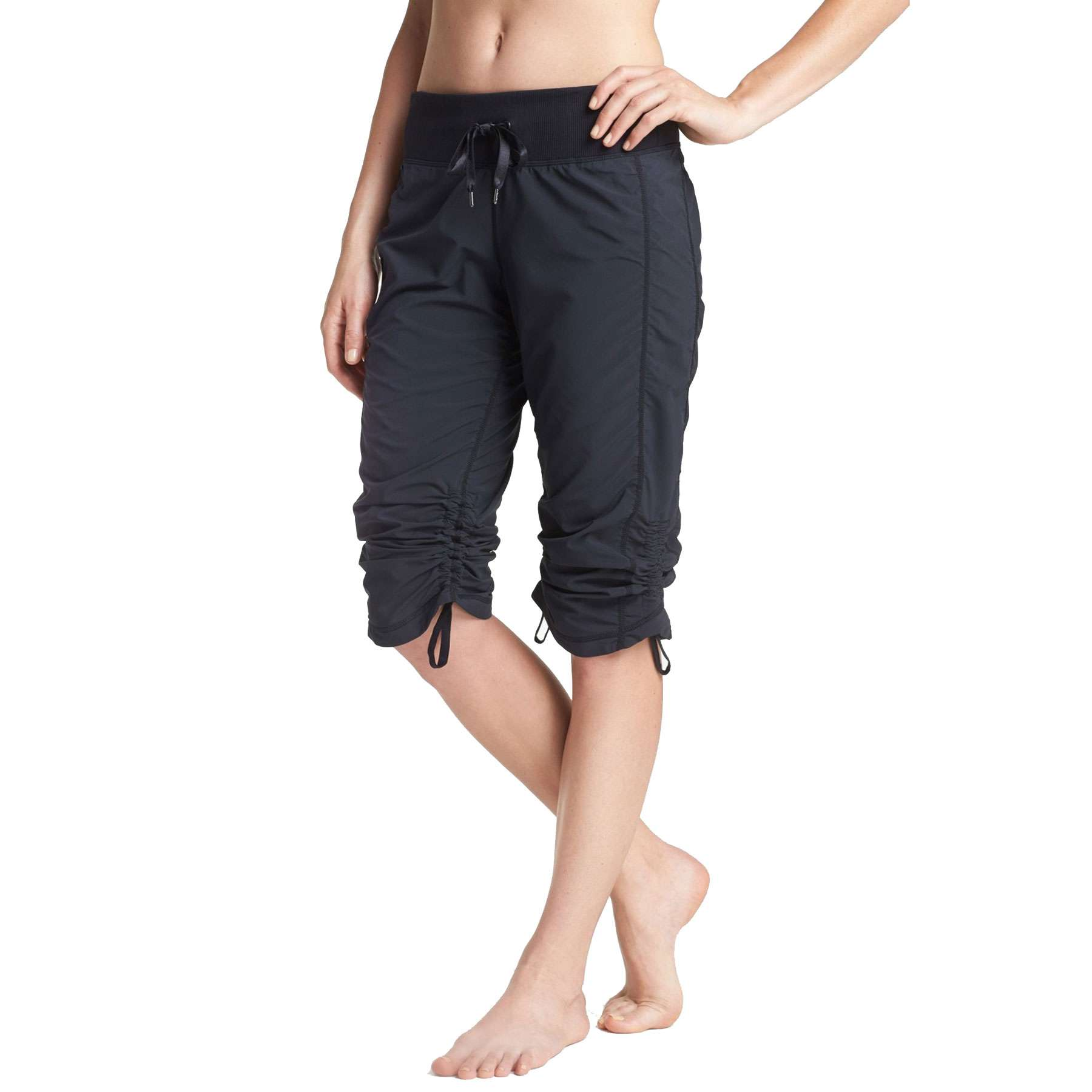 These Zella Move-It convertible capris are cute and comfy.