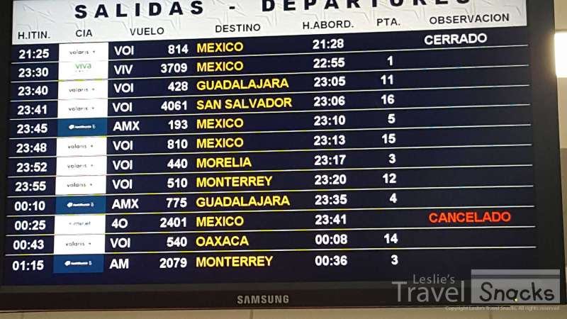 6088b033d1e0 Mexican Airlines - Choose Wisely or Roll the Dice Nov 2018 Mexico