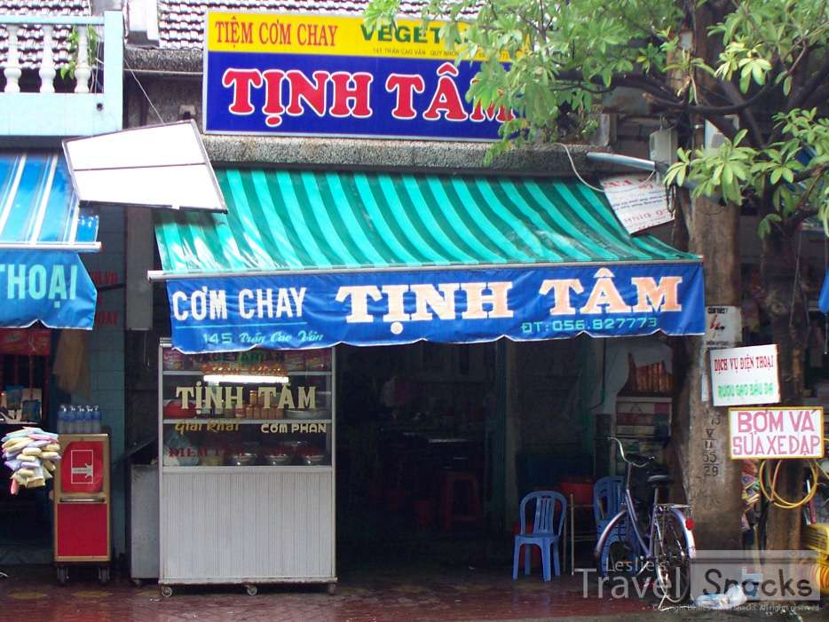 In Vietnam, learning that Com Chay meant vegetarian food (usually fake meats), was a life saver.